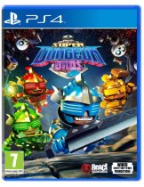 Диск Super Dungeon Bros. [PS4]