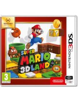 Диск Super Mario 3D Land [3DS] Selects