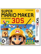 Диск Super Mario Maker [3DS]