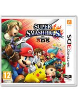 Диск Super Smash Bros [3DS]