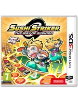 Купить Sushi Striker: The Way of Sushido [3DS]