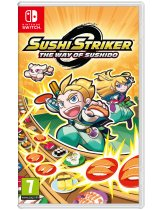 Диск Sushi Striker: The Way of Sushido [Switch]