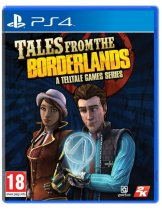 Диск Tales from the Borderlands [PS4]