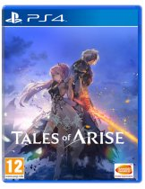 Диск Tales of Arise [PS4]