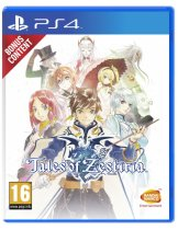 Диск Tales of Zestiria (Б/У) [PS4]