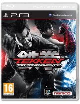Диск Tekken Tag Tournament 2 [PS3]