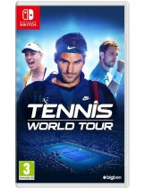 Купить Tennis World Tour [NSwitch]