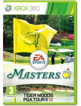 Диск Tiger Woods PGA TOUR 12: The Masters (Б/У) [X360]