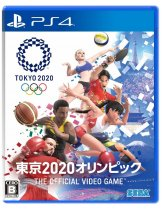 Обложка Tokyo 2020 Olympic Games The Official Video Game [PS4]