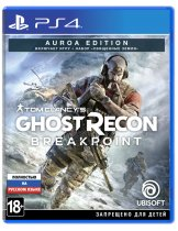 Tom Clancy's Ghost Recon Breakpoint Auroa Edition [PS4]