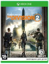 Диск Tom Clancy's The Division 2 [Xbox One]