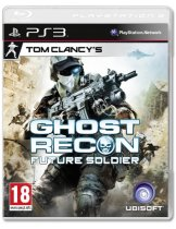 Диск Tom Clancys Ghost Recon: Future Soldier [PS3] (Англ. версия !)