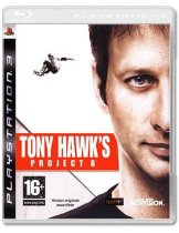 Tony Hawk's Project 8 (Б/У) [PS3]