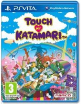 Диск Touch My Katamari [PS Vita]