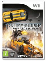 Купить Transformers: Dark of the Moon Stealth Force Edition [Wii]