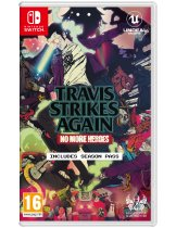 Диск Travis Strikes Again: No More Heroes [Switch]