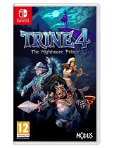 Диск Trine 4 The Nightmare Prince [Switch]