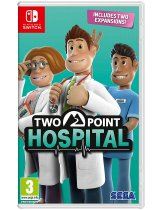 Диск Two Point Hospital [Switch]