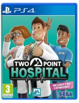 Диск Two Point Hospital [PS4]