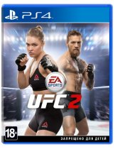 UFC 2 (EA Ultimate Fighting Championship 2) [PS4]