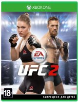 Купить UFC 2 (EA Ultimate Fighting Championship 2) [Xbox One]