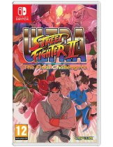Купить Ultra Street Fighter II: The Final Challengers [NSwitch]