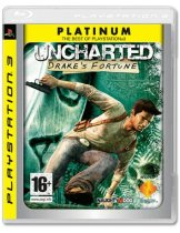 Диск Uncharted: Drakes Fortune (Б/У) [PS3]