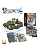 Купить Valkyria Chronicles 4 Collector's Edition [NSwitch]