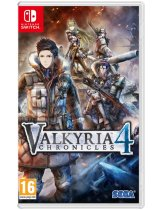 Купить Valkyria Chronicles 4 [NSwitch]