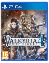 Купить Valkyria Chronicles 4 [PS4]