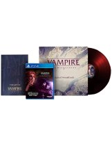Диск Vampire: The Masquerade - Coteries of New York + Shadows of New York - Collectors Edition [PS4]