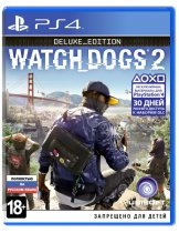 Watch Dogs 2 - Deluxe Edition [PS4]