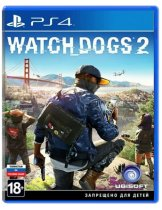 Купить Watch Dogs 2 [PS4]