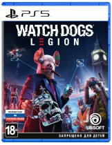 Диск Watch Dogs: Legion [PS5]
