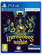 Купить Werewolves Within [PS4/PSVR]