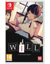 Диск Will: A Wonderful World [Switch]