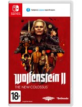 Диск Wolfenstein II: The New Colossus [Switch]