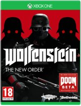 Диск Wolfenstein: The New Order [Xbox One]