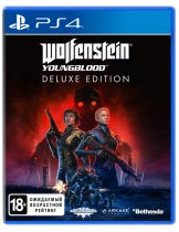 Wolfenstein: Youngblood Deluxe Edition [PS4]