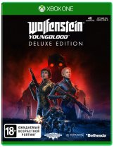 Wolfenstein: Youngblood Deluxe Edition [Xbox One]