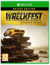 Wreckfest - Deluxe Edition [Xbox One]