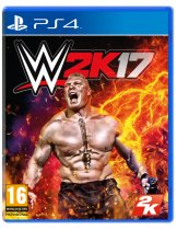 Диск WWE 2K17 [PS4]