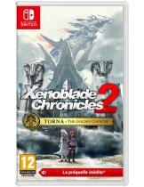 Купить Xenoblade Chronicles 2 Torna - The Golden Country [NSwitch]