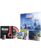Диск Xenoblade Chronicles: Definitive Edition - Collectors Set [Switch]