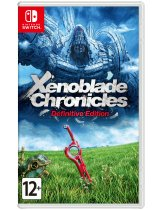 Диск Xenoblade Chronicles: Definitive Edition [Switch]
