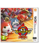 Диск YO-KAI Watch Blasters Red Cat Corps [3DS]