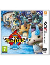 Купить YO-KAI Watch Blasters White Dog Squad [3DS]