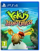 Диск Yokus Island Express [PS4]