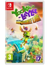 Диск Yooka-Laylee and the Impossible Lair [Switch]