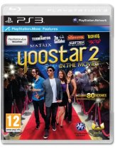 Диск Yoostar 2: In the Movies [PS3, PS Move]